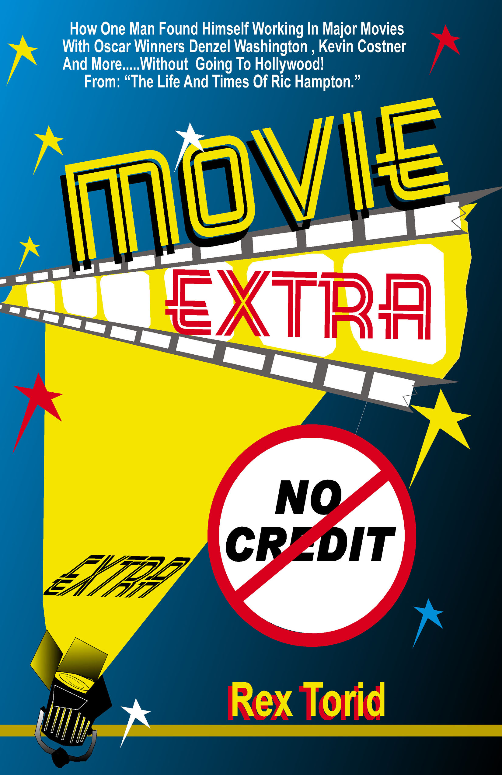 movie extra front cover